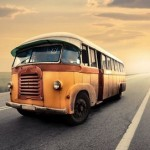 stary autobus