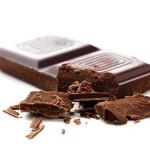 czekolada w kostkach