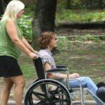 inwalida na wózku